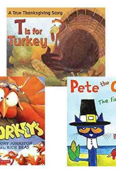 20 BEST Thanksgiving Books for Kids