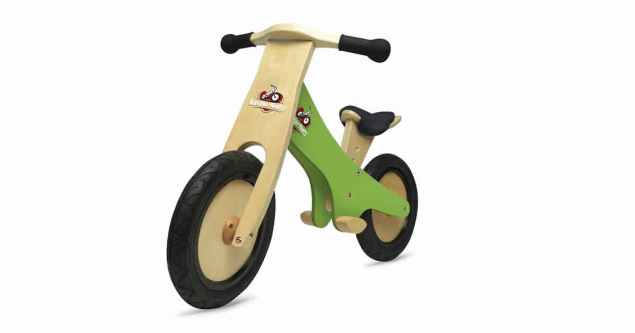 Toddler Bikes - Kinder Feet Balance Bike