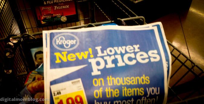 kroger lower prices