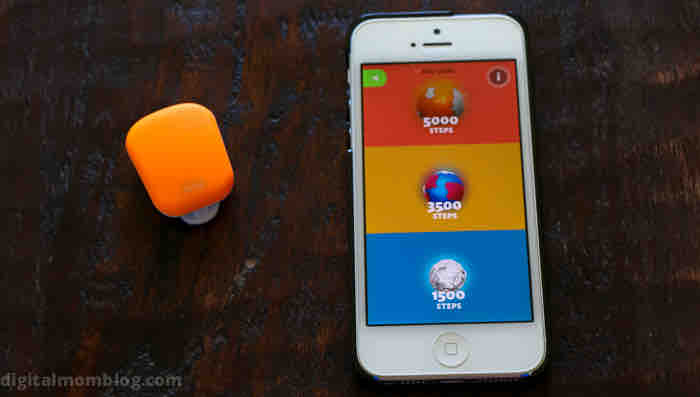 ibitz fitness tracker for kids app