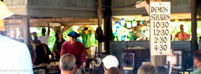 scarborough faire glass blower