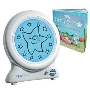 Sleep Trainer Clock