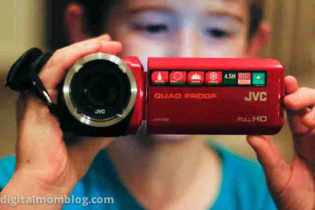jvc quad proof camcorder