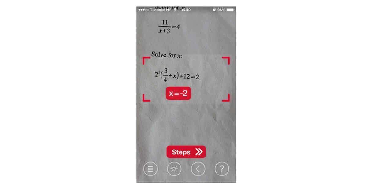 photomath app – algebra app