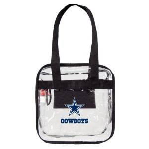 dallas cowboys clear bag policy