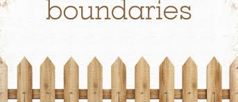 drawing boundaries homeschool