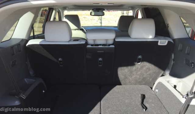 2016 Kia Sorento Third Row Seating