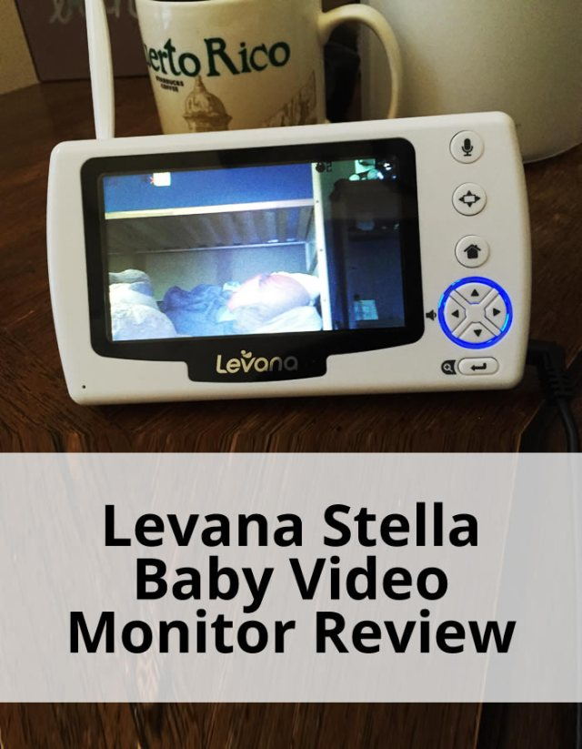 Levana Stella Video Baby Monitor Review