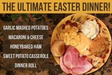Ultimate Easter Dinner