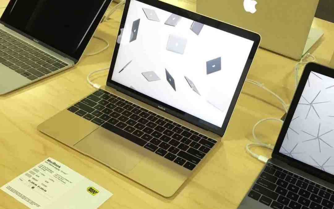 5 Things to Consider Before Buying the New Apple Macbook