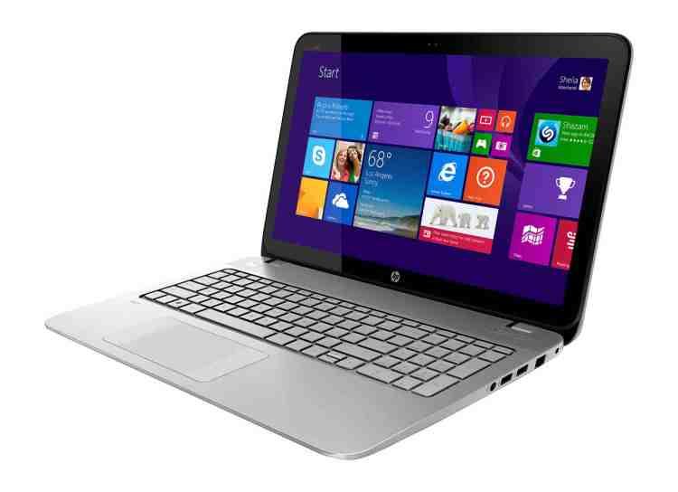 HP Envy TouchSmart Laptop