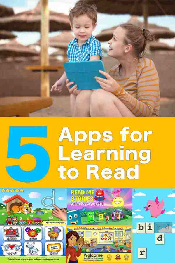 learning to read apps