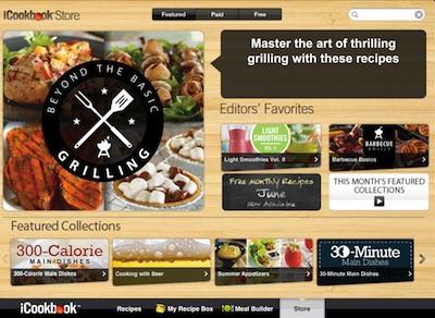 icookbook-gluten-free-app