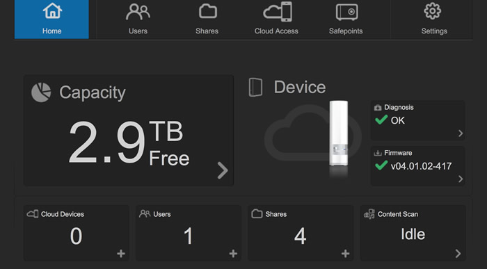 installing My cloud