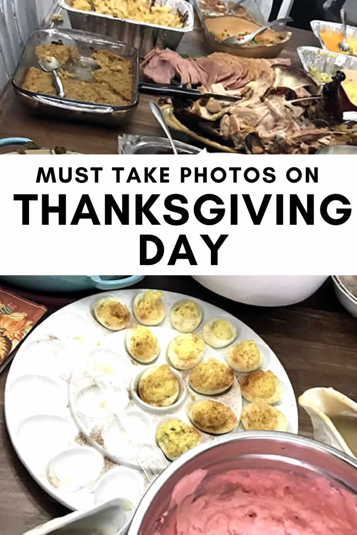 Turkey Day Hercules Style: Take These Photos Of Thanksgiving Day