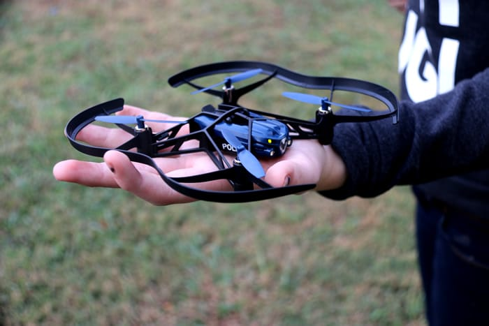 airborne nighthawk drone review