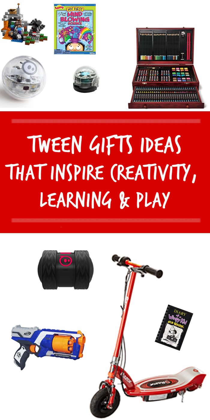 Tween Gift Ideas That Inspire Creativity Learning and Play