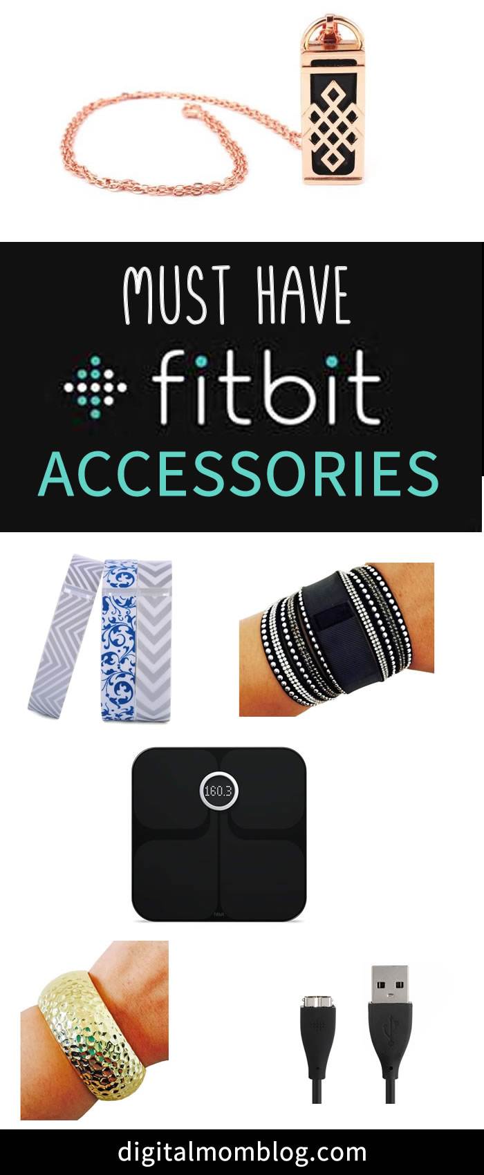 Must Have Fitbit Accessories