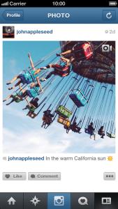 Instagram 4.0 - 00 Feed