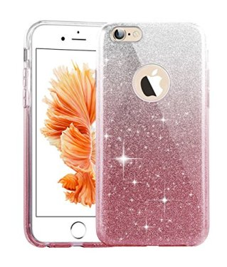 Sparkle Glitter Case - Best iPhone 7 Cases from Digital Mom Blog