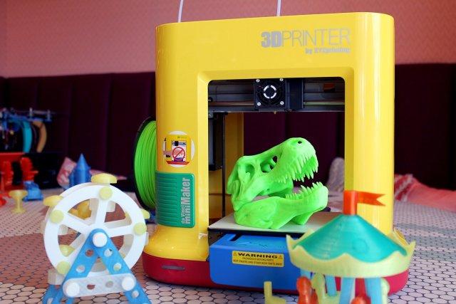 3d printer da printing vinci minimaker young stem toys xyzprinting toy explorers brilliant gifts week 3dprint