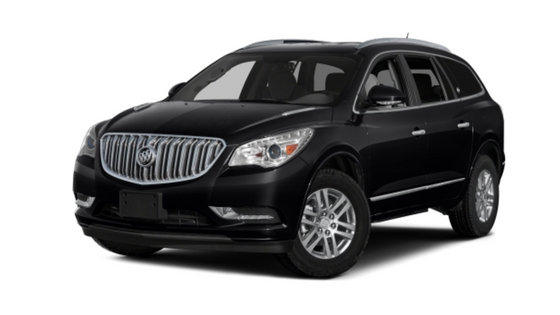 We Purchased Another Buick Enclave