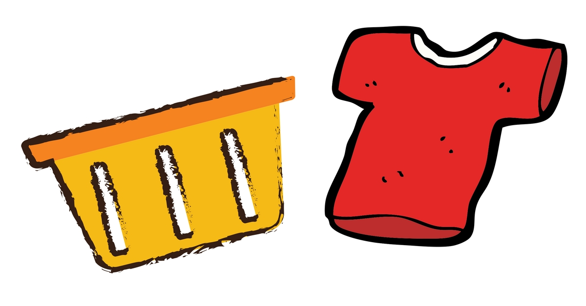 organize kids clothes