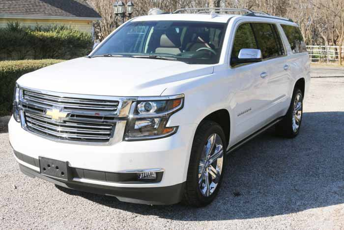 2017 chevrolet suburban review - family vehicle review
