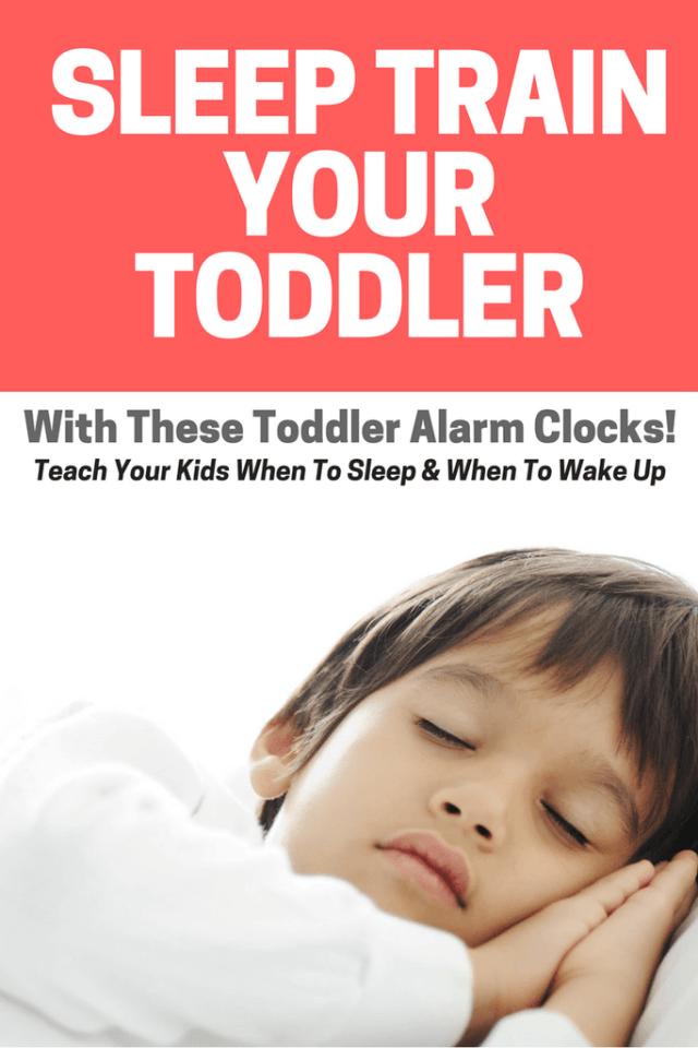 best toddler alarm clocks