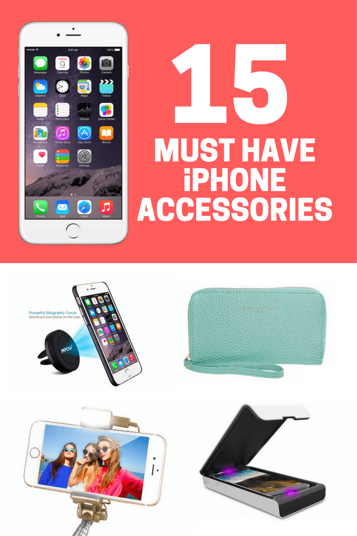 BEST iphone accessories