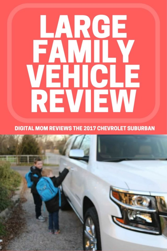 Review 2017 Chevrolet Suburban