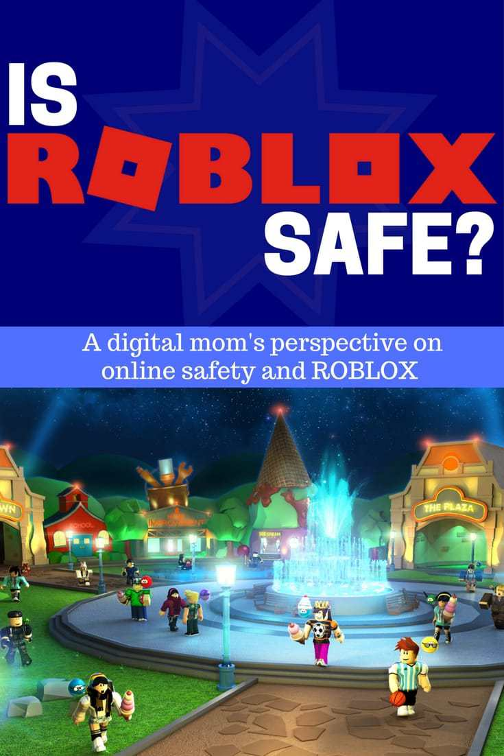 Roblox Online Safety - Is Roblox Safe