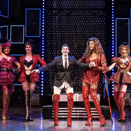 Kinky Boots at Dallas Summer Musicals