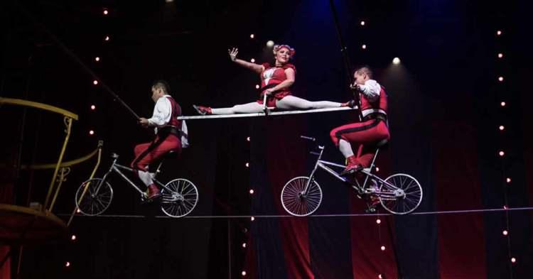 dallas circus - circus 1903