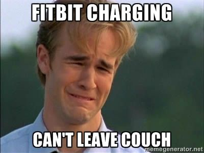 dawson creek fitbit meme - 50+ Hilarious Fitbit Memes - Share These With Your FitBit Friends!