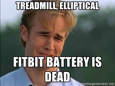 dawson fitbit meme - 50+ Hilarious Fitbit Memes - Share These With Your FitBit Friends!
