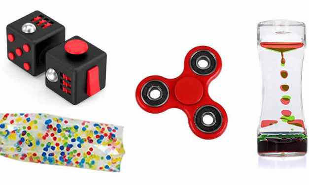 Fidget Cubes and Fidget Toys – Friday Fave Gadget
