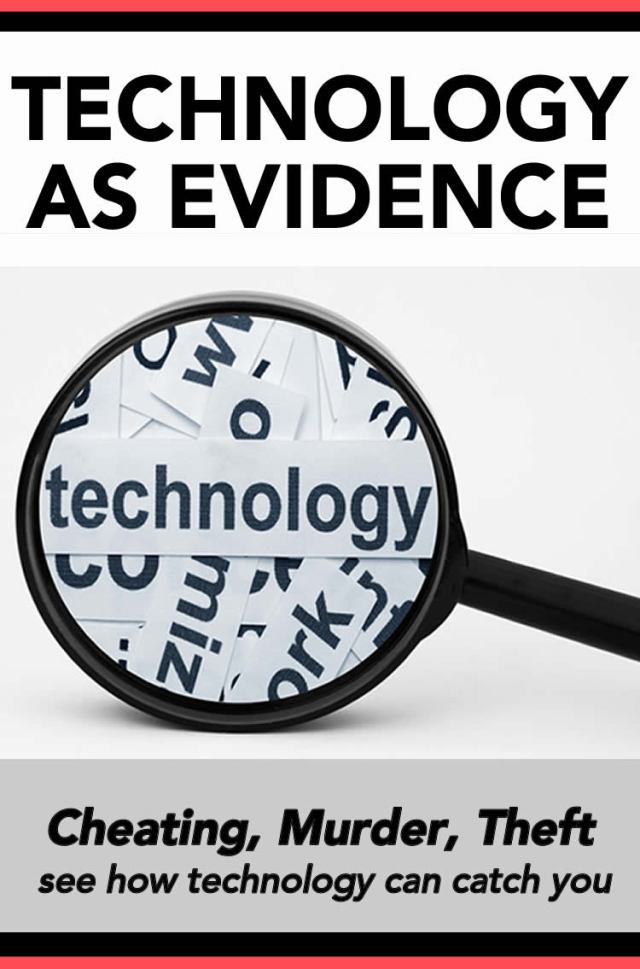 Technology as Evidence