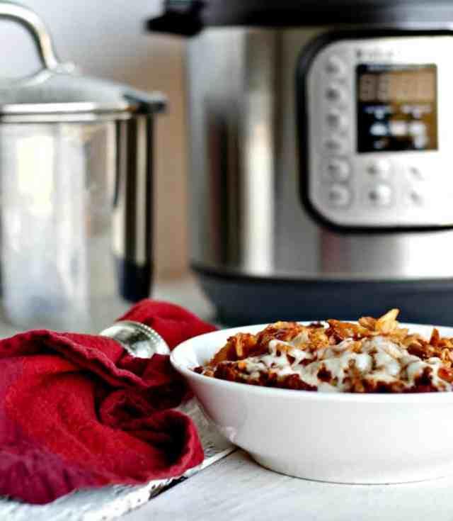 Best Instant Pot Italian Recipes - Pasta