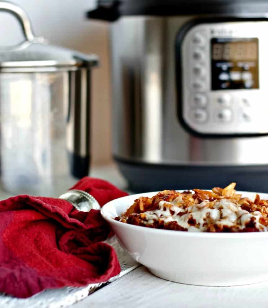 Best Instant Pot Italian Recipes - Pasta