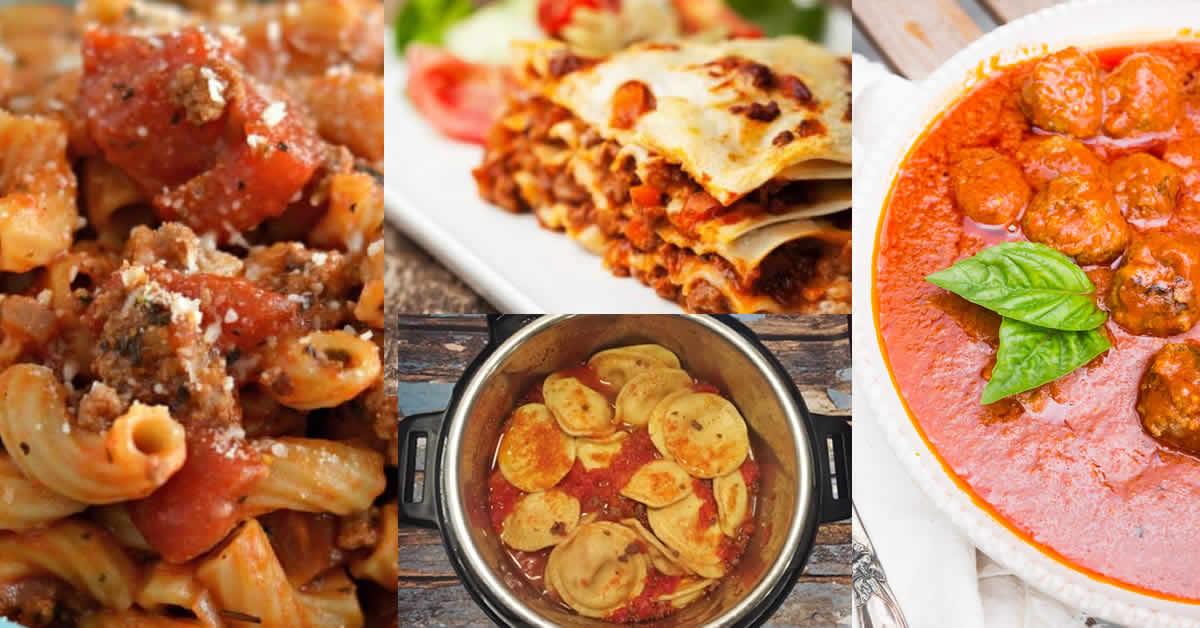 Best Instant Pot Italian Recipes