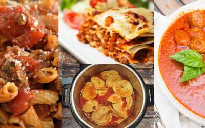 Best Instant Pot Italian Recipes – Quick & Yummy