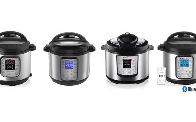 Instant Pot Comparison – Which Is Best? A Look At Each Model