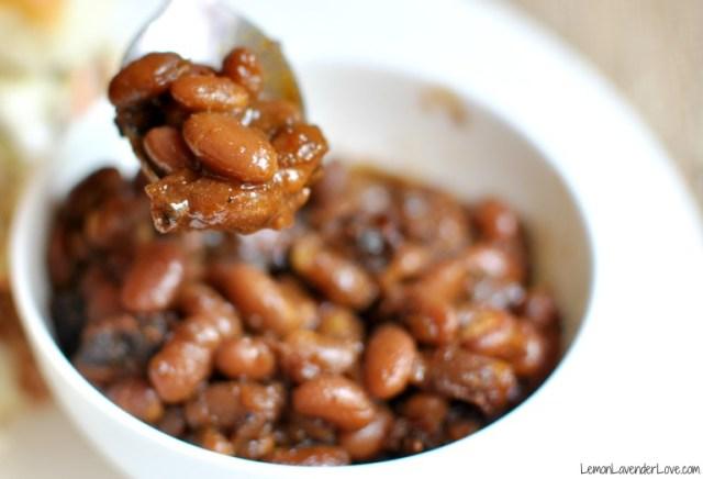 Baked Beans Instant Pot