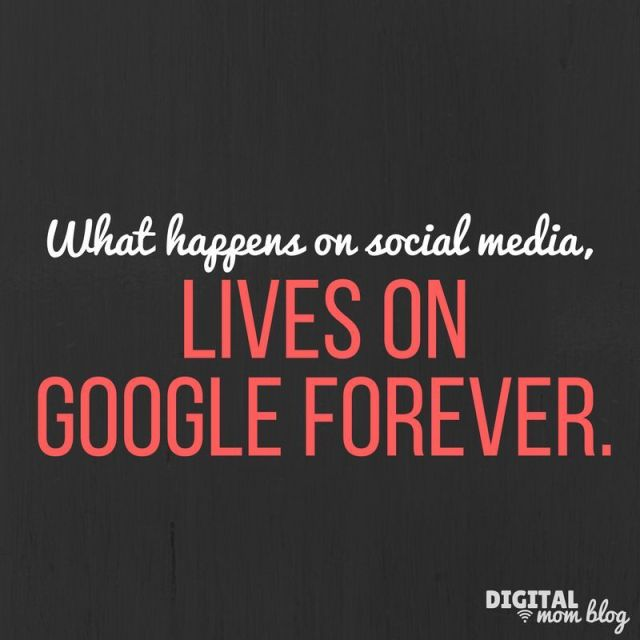 Teach Digital Footprint