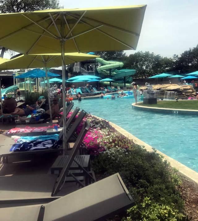 Hilton Anatole Dallas Pool - Jade Waters