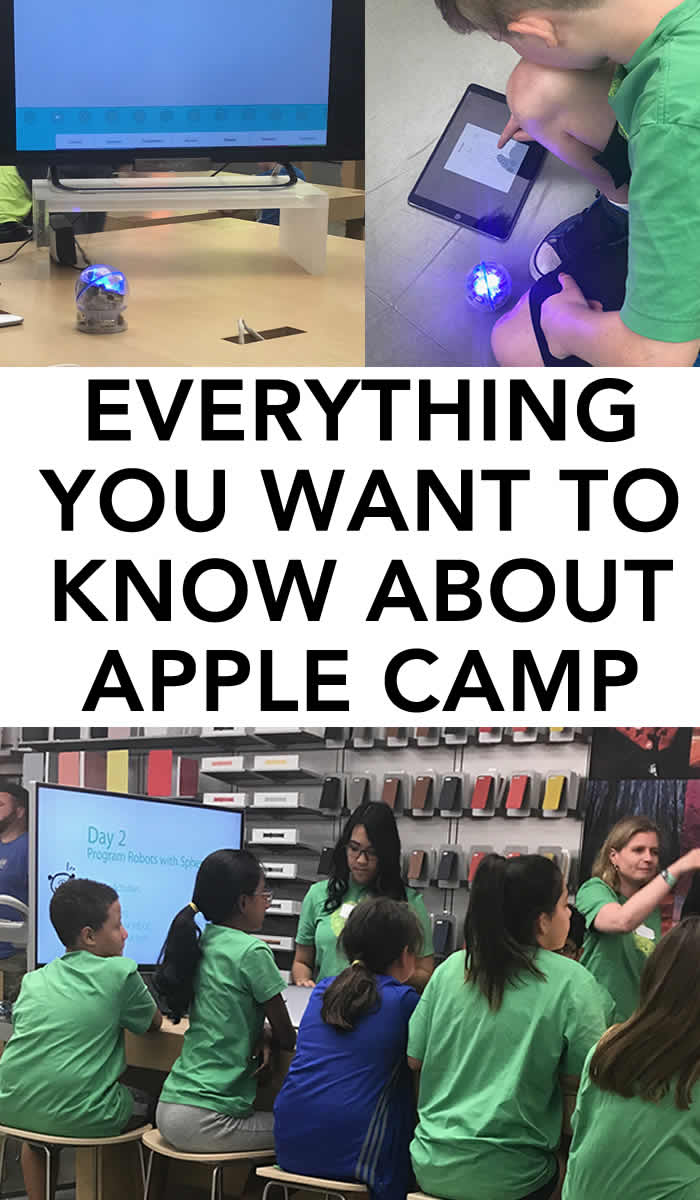All Things Apple Camp