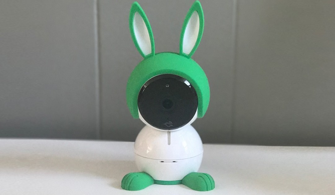 The Baby Monitor I Wish I Had When I Had Babies