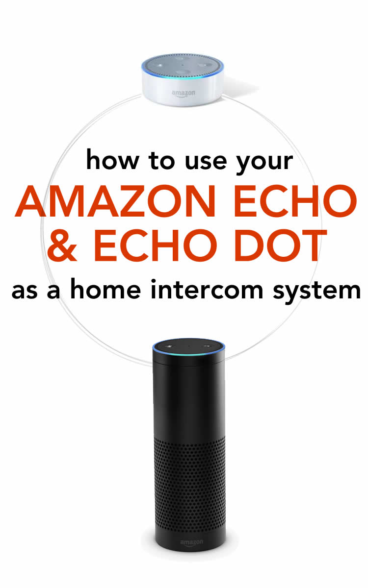 Wireless Intercom System with Amazon Alexa and Echo Setup