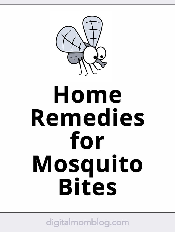 Home Remedies for Mosquito Bites